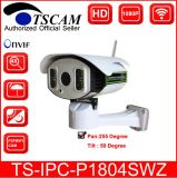 HD 1080P 2.0MP cámara IP Wireless WiFi el zoom óptico de 6-22mm
