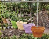 カラーハングの植木鉢(KD7027N)