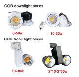 2/3/4 iluminación de la pista de los alambres LED con el CE Roh