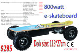 Lithium Battery 800watt Power E-Skateboard E Boosted Skateboard