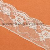 garniture de lacet de 6cm pour le lacet de procès de dames