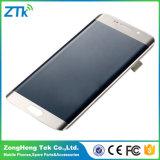 Abwechslung LCD-Bildschirmanzeige für Rand-Touch Screen der Samsung-Galaxie-S6