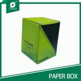La botella de agua de papel ondulado Embalaje