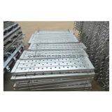 Планка/доска лесов конструкции стальные с материалом Q235