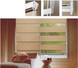 Stromausfall-Weinlese-Art macht Rollen-Fenster-Vorhängezebra-Vorhänge blind