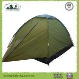 Tenda di campeggio a un solo strato di Domepack delle 2 persone con l'estensione