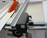 Diseño italiano de alta precisión de panel de tabla deslizante Sierra de la máquina