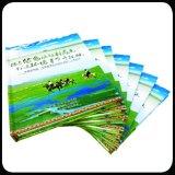De volledige CD van Hardcover van Kleuren CD van de Douane van de Doos Druk van de Doos van de Verpakking van het Geval
