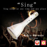 K068 Microphone portable sans fil Karaoke Bluetooth Speaker pour iPhone Android