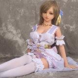 игрушка секса влюбленности девушки куклы секса верхнего качества 140cm милая для людей