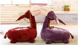Asiento animal de la felpa de Customzied de los niños con diversa dimensión de una variable