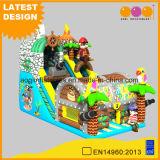 Chasse au trésor Diapositive Chambre Amuseement gonflables pour enfants (AQ01753)