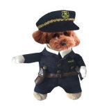 Produits pour animaux de compagnie Costume de chien de police d'Halloween
