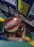 Apparecchio di riscaldamento industriale del bullone di induzione per il trattamento termico 80kw del metallo
