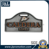 ゴルフ及びカントリークラブのためのカスタマイズされた金属の荷物の札