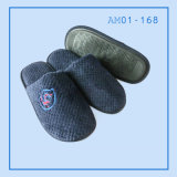Men Home Warm Plush Soft Winter Slipper Shoes