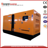 generatore elettrico 200kw per l'ambiente duro della Repubblica centroafricana
