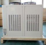 Certificado CE de aire refrigerado por agua salida del sol de grabado láser Chiller