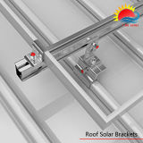 Diseñado personalizada solar de aluminio de montaje del carril (XL022)