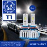Nieuwste T1 7600lm leiden CREE AutoKoplamp