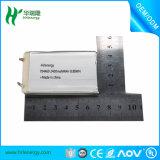 3.7V 4000mAh Lipo batería para el teléfono móvil