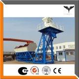 Planta de procesamiento por lotes por lotes concreta automática preparada Hzs del surtidor de China para la venta