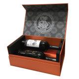 De Doos van de Gift van de wijn met het Embleem van de Douane