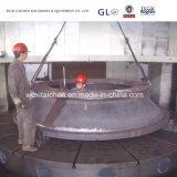 Structure en acier lourdes pièces Fabrication-Barrel de soudage