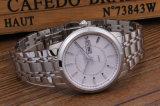 Maquinaria en acero inoxidable tendencia exquisito reloj ODM.