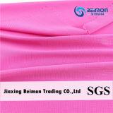 Nylon di 75% & Spandex di 25%, tessuto di stirata del Micro-Foro, tessuto di maglia per gli abiti sportivi, Handfeel morbido