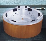 Dia 2200mm Round Outdoor SPA 6 Personas (AT-9004)