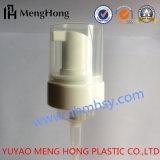 Bomba plástica da espuma do frasco do limpador branco especial da pele