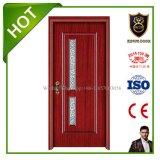 prix d'usine intérieur moderne des portes coulissantes de porte en verre