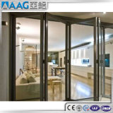 Dobra de alumínio do Bi do projeto moderno - porta