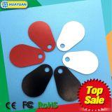 Assicurare i keyfobs del risponditore della fibra di vetro RFID del sistema T5577
