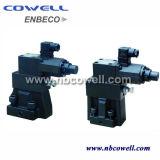 Válvula proporcional hidráulica fixa de alta pressão para água