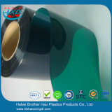 Rideau lisse en bande de PVC de soudure d'homologation normale de GV d'UE
