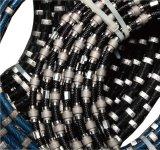 Спеченный Electroplated вакуум паял провод диаманта увидел шарики