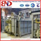 Fornace a gas della Bell per il grande trattamento termico del pezzo in lavorazione