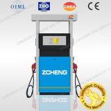 Station de remplissage à essence Zcheng Distributeur de carburant Double buse
