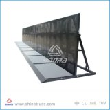 De Barrières van Mojo van de Barrière van het Overleg van de Barrière van de Controle van de Menigte van het aluminium