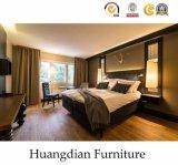 عادة معاصرة - يجعل ضيافة غرفة نوم مجموعة فندق أثاث لازم خشبيّ ([هد406])