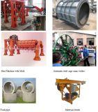 آليّة [هف-2000] فولاذ [رينفورس كنكرت] أنابيب يجعل آلة