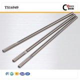 Вал точности 8mm CNC фабрики ISO подвергая механической обработке линейный