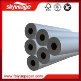 Neues 100GSM 17inch (432mm) schnelles trockenes u. Schlaufen-verhinderndes Sublimation-Umdruckpapier für Digital-Textildrucken