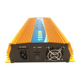 L'input 220VAC di Gti-1000W-18V-110V/220V-G 10.8-28VDC ha prodotto solare sull'invertitore del legame di griglia