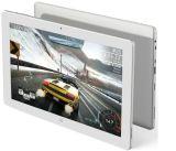 Cube Iwork 1X I30 Intel Atom X5-Z8350 11.6 pouces IPS 1920 * 1080 4 Go RAM 64 Go ROM Win10 Tablet PC HDMI Bluetooth 2.0MP Avant Blanc Arrière Argent