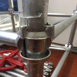 Het Systeem van de Steiger van Cuplock met Hete ONDERDOMPELING Galvanzized