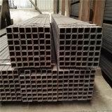 ASTM A500 Gr. B Geen Secties van de Pijp van de Braam Zwarte Vierkante met de Oppervlakte van de Olie