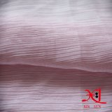 Веяние розового шелка шифона ткани для одежды